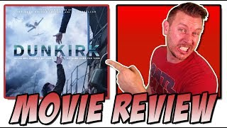 Dunkirk (2017) - Movie Review (Christopher Nolan WWII Film)