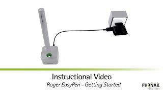 Roger EasyPen - Getting Started