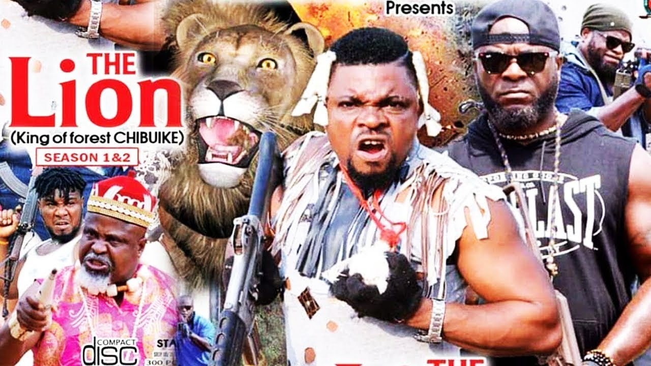 Download THE LION SEASON 1 {NEW MOVIE} - 2020 LATEST NIGERIAN NOLLYWOOD MOVIE