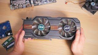 Прощальный тест с GTX 570 - Nvidia прекратила поддержку 400 и 500 серии видеокарт
