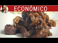 Hígado encebollado / Recetas económicas - Paulina Cocina