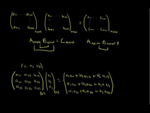 Vector and Tensor Notation