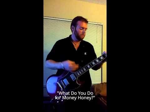 Shane Kelly - AC/DC Back in Black Medley