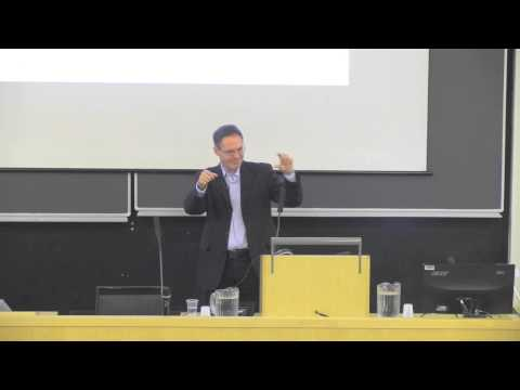 """Hannes Leitgeb: """"The Logic of Belief and the Stability of Reasoning"""", EPSA13, Helsinki"""