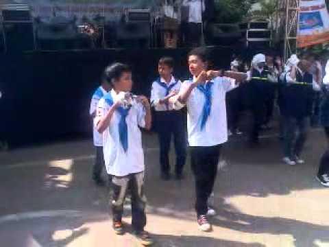 PMR SMP NUSANTARA PLUS __ dance playboy + Pola Pembalutan .