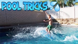 INSANE KIDS & POOL FLIPPING FAILS!