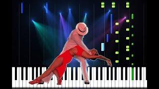 Кубинский танец - Cuban Dance на пианино (Кавер + Разбор)