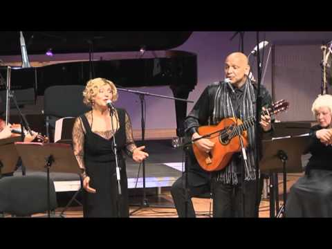 GULPEMBE performed by Gerard Edery and Maria Krupoves with the Klaipeda Chamber Orchestra