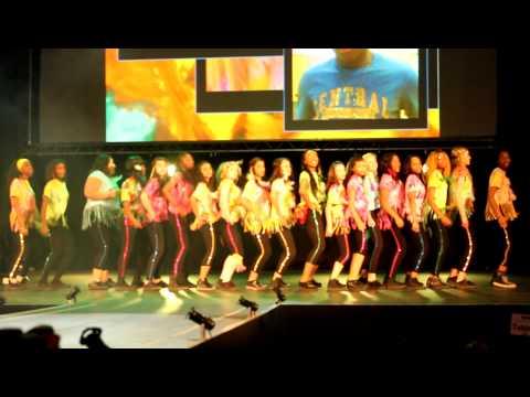 LEBC Fashion show! Beaumont Leys