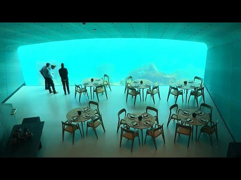 The Morning Breeze - Europe's First Underwater Restaurant Opens in Norway!
