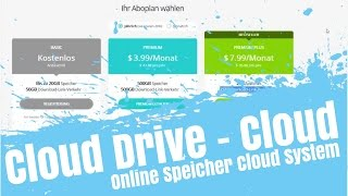Cloud Drive online Cloud mit pCloud (die Dropbox Alternative) Deutsch