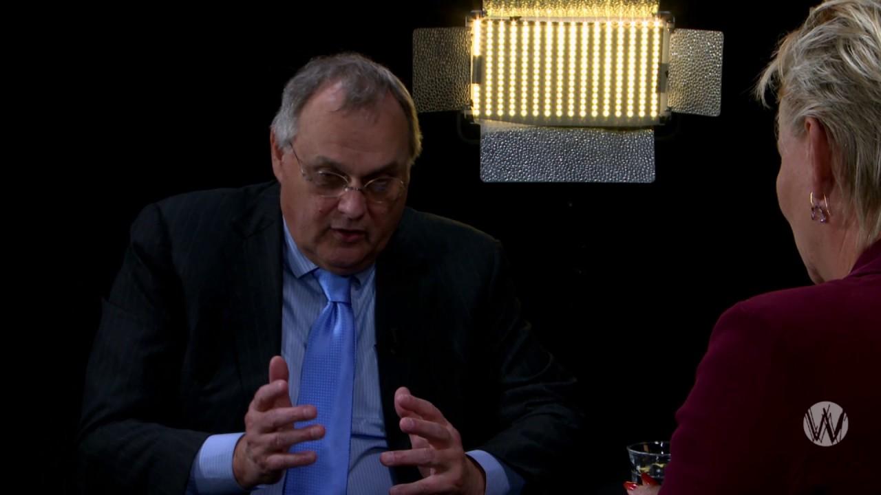 Jaap Koelewijn in gesprek met Corrie Bosma