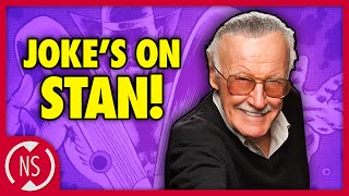 How Marvel Writers TROLLED Stan Lee with a Fake Fan Letter!    NerdSync