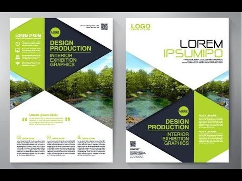 most simple and creative ideas for flyer designing by ahsan sabri