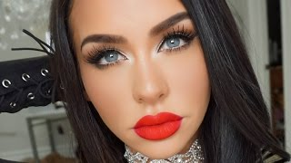 CLASSIC HOLIDAY GLAM 2016 | Carli Bybel