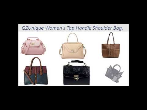 Women's Top Handle Shoulder Bag - Duluth Trading Lifetime Leather Bags