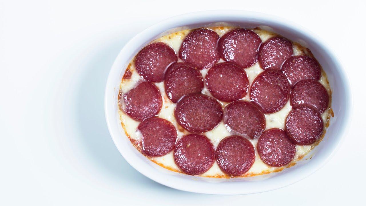 Пицца дип [Рецепты Bon Appetit]