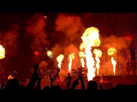 YEAR ZERO - GHOST LIVE OSLO SPEKTRUM 2019