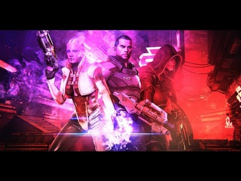 mass effect 3 omega dlc all cutscenes youtube. Black Bedroom Furniture Sets. Home Design Ideas