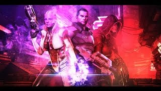 Mass Effect 3 Omega DLC All Cutscenes