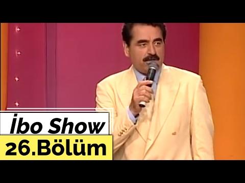 Harika Avcı & Harun Kolçak & Grup Laçin - İbo Show 26. Bölüm (1998)