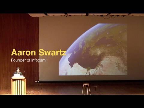 Aaron Swartz (Infogami, RSS)