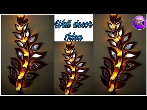 Home decoration handmade things | Hand made things easier | wall craft ideas | fashion pixies