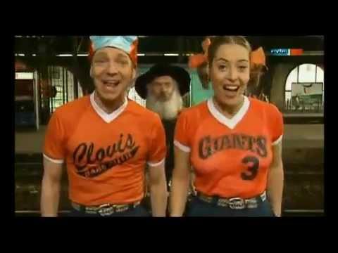 Cliff & Rexonah-Das ganz große Glück (im Zug nach Osnabrück)