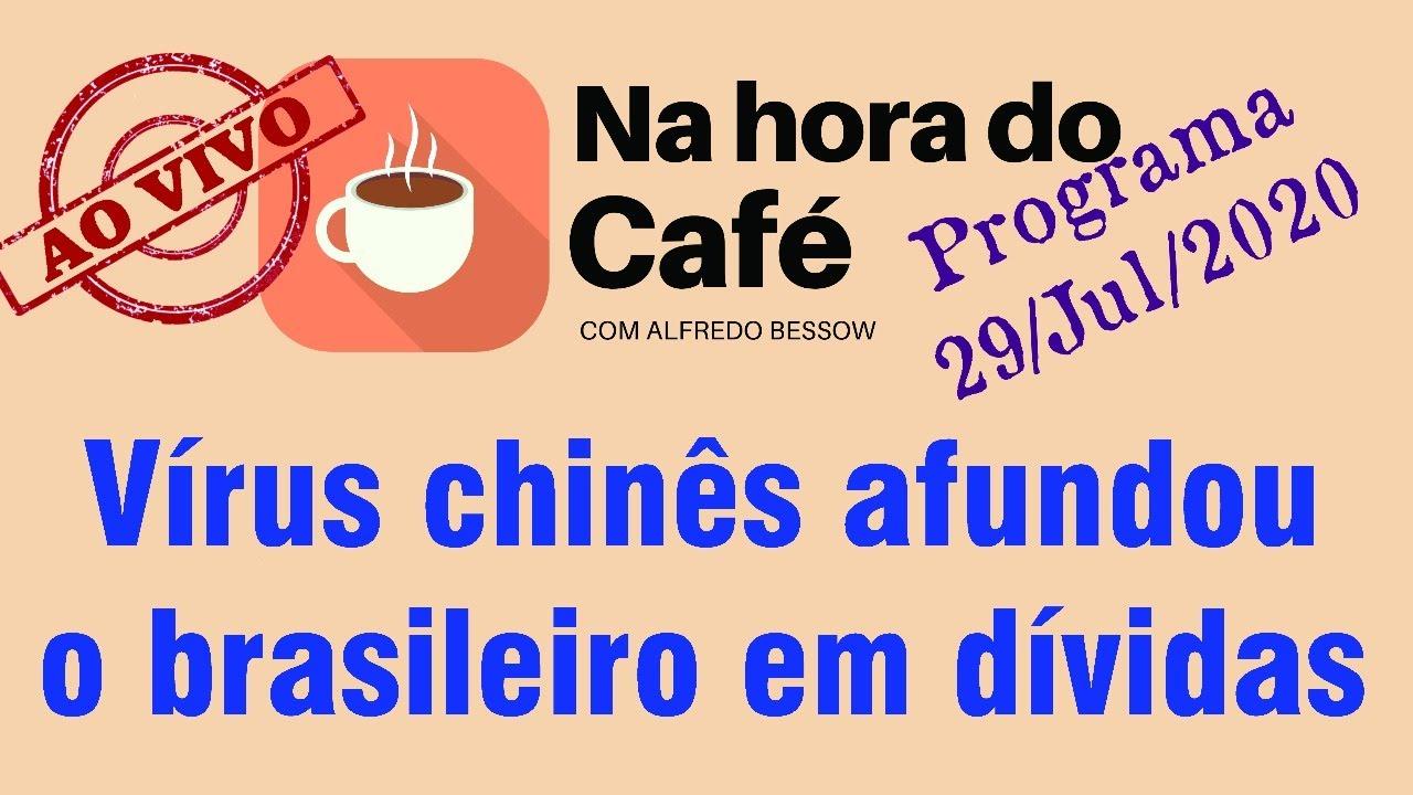 Na hora do café - Brasil, um país de endividados