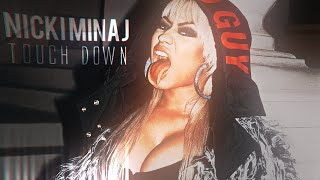 Nicki Minaj — Touch Down (Verse - Lyrics Video)