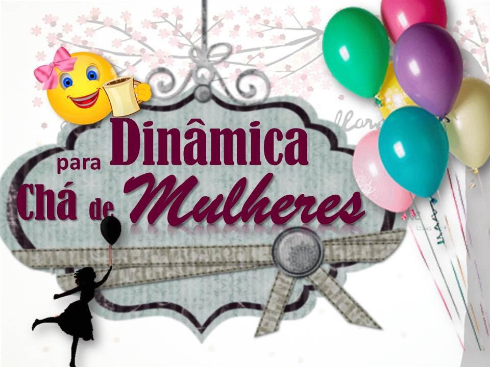 Fabuloso DINÂMICA PARA CHÁ DE MULHERES- com bexigas - YouTube RS43