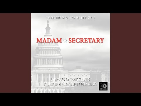 Madame Secretary - Main Theme