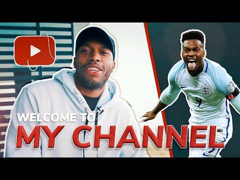 Welcome To My Channel! L Daniel Sturridge Channel Trailer