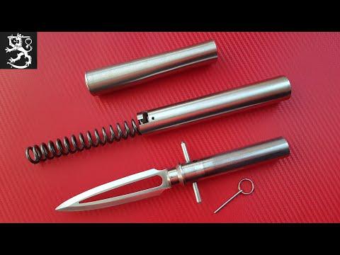 """Ballistic Knife - Russian Type """"Spetsnaz"""" Blade Update"""