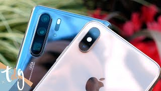 ¡Le PONE LAS PILAS al iPhone! Huawei P30 Pro vs iPhone XS Max