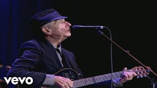 Leonard Cohen - Hey, That's No Way To Say Goodbye (Live in London)