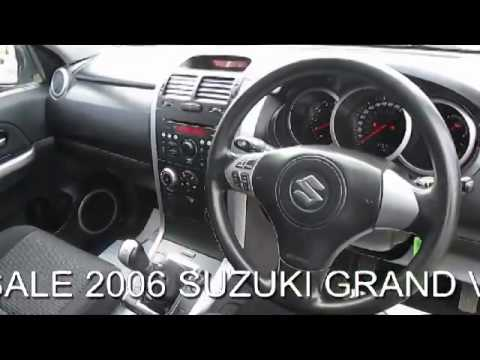 for sale 2006 suzuki grand vitara 1 9 ddis diesel manual 5 door 4x4 rh youtube com 2006 suzuki grand vitara owners manual suzuki grand vitara 2006 manuel