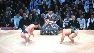 平成28年大相撲九州場所 11月23日 Sumo -Kyushu Basho.