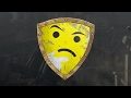 For Honor: Thinking Face Emoji Emblem Tutorial