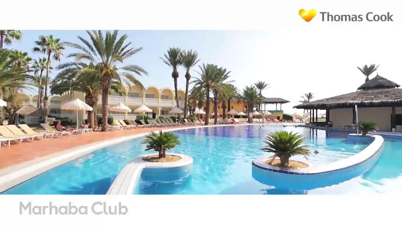 Hotel Marhaba Beach Sousse Tunisia