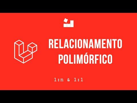 Vídeo no Youtube: [Laravel 6] - Eloquent | Relacionamento Polimórfico - 1:1 e 1:N #laravel #php