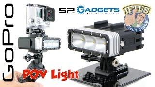 SP Gadgets POV Light for GoPro - REVIEW