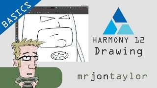 Toon Boom Harmony 12: Basics #2 Drawing