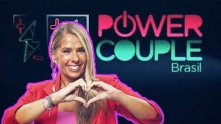 POWER COUPLE BRASIL 5 AO VIVO - RECORD TV