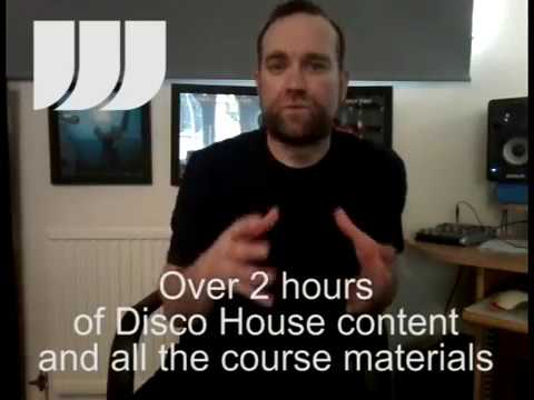 2 Hour Disco Music Production Course For Only £10
