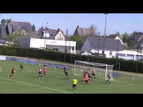 Football D1. Le match Ploërmel/St Jean de Villenard