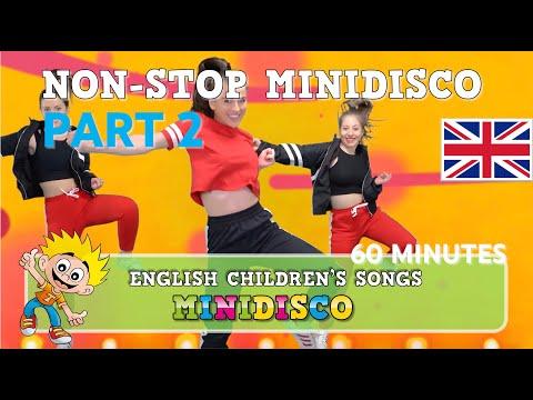 Children's Songs | Dance | Video | MINI DISCO 2019 | Non-Stop | English Versions | Mini Disco