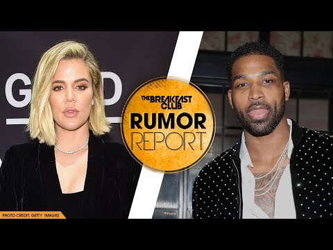 Khloe and Tristan Thompson Attempting To Work Things Out Through Couple's Therapy