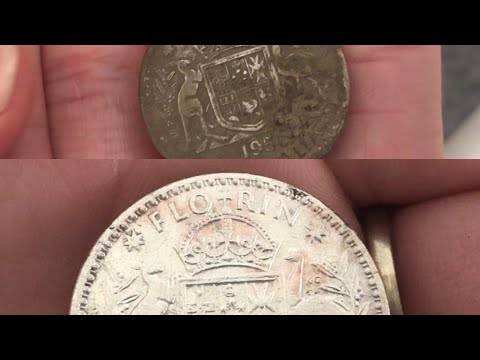 Cleaning silver coins 101