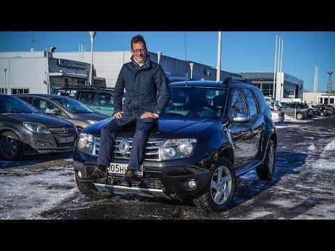 Я купил Renault Duster за 500К, новый проект.